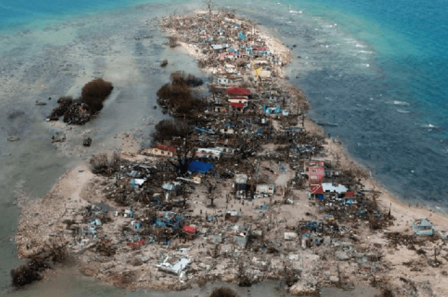 devastation of tacloban Philippines from Typhoon Yolanda
