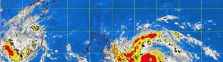 haiyan yolanda typhoon hurricane PAGASA Philippines