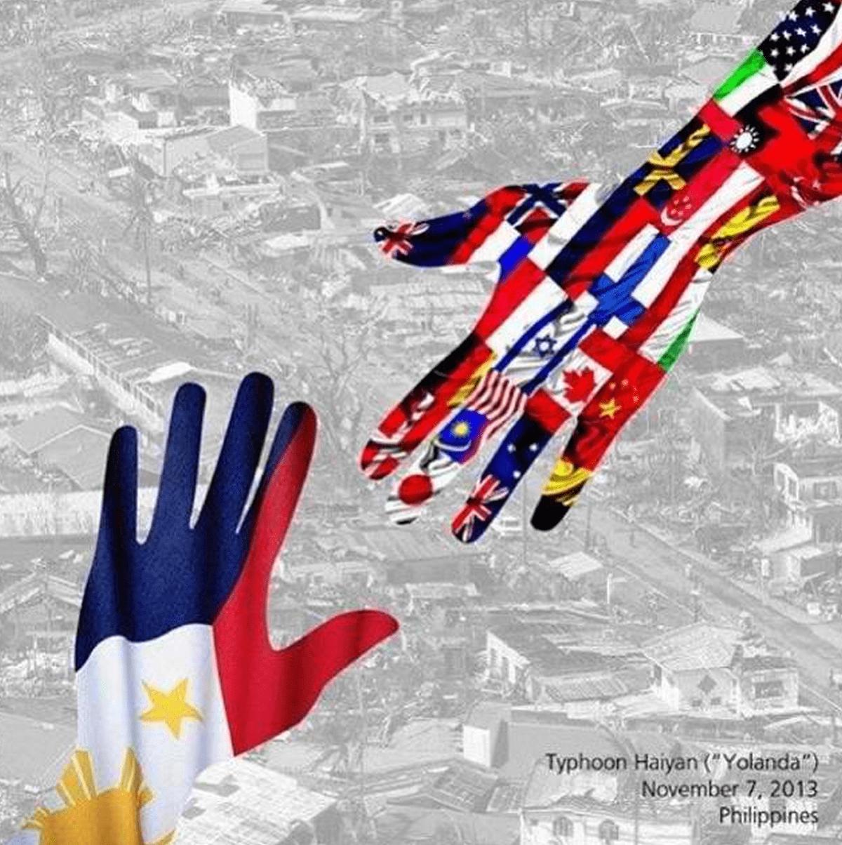 Yolanda Philippines Appreciation to the World