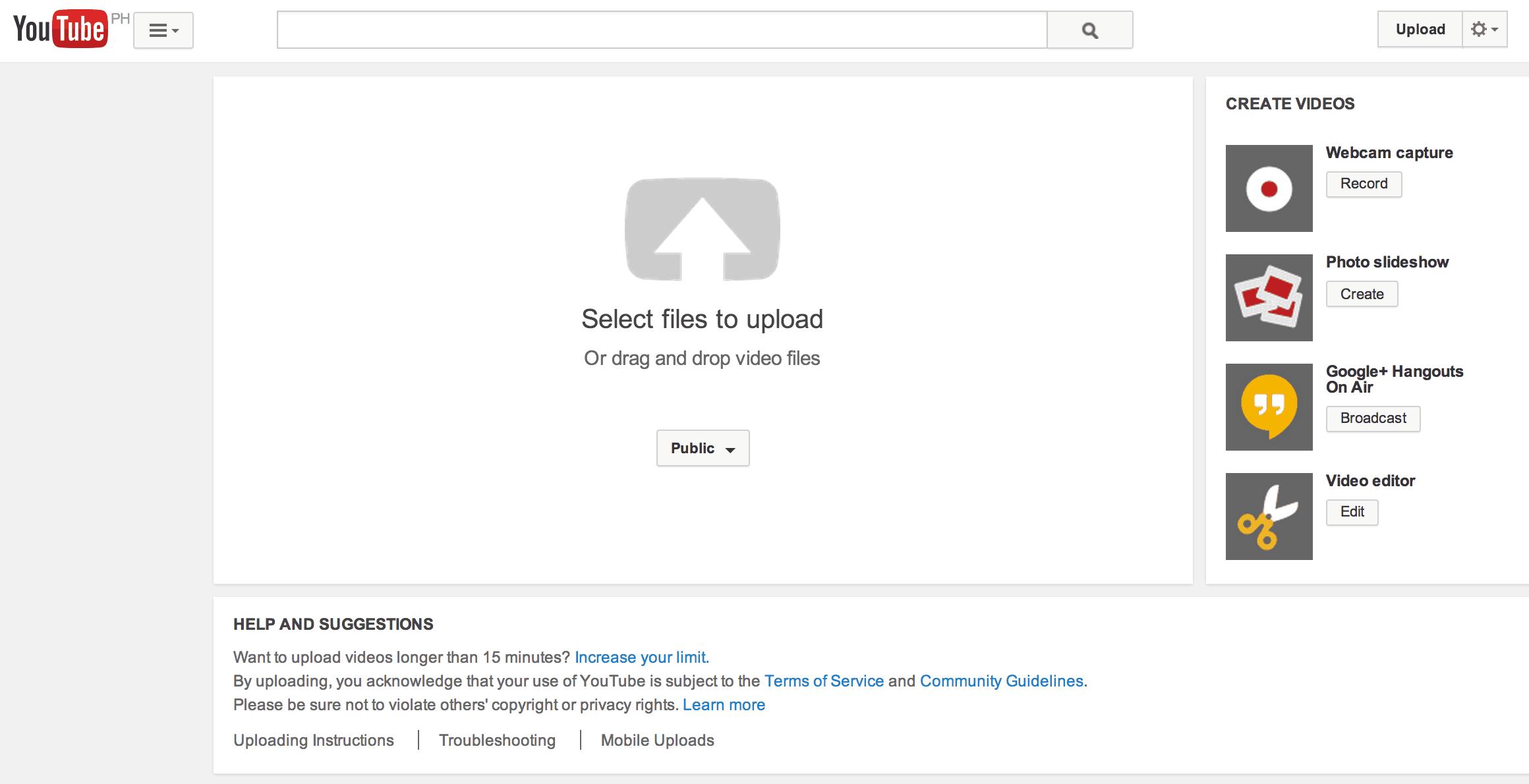 Youtube Uploading Your Marketing Videos