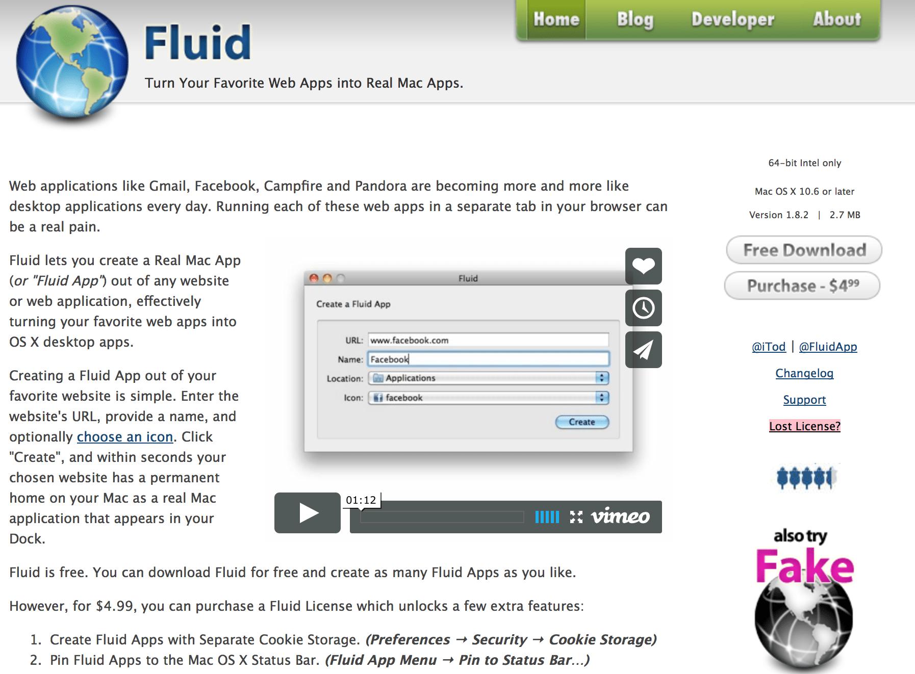 Buy Fluid App for Userscripts