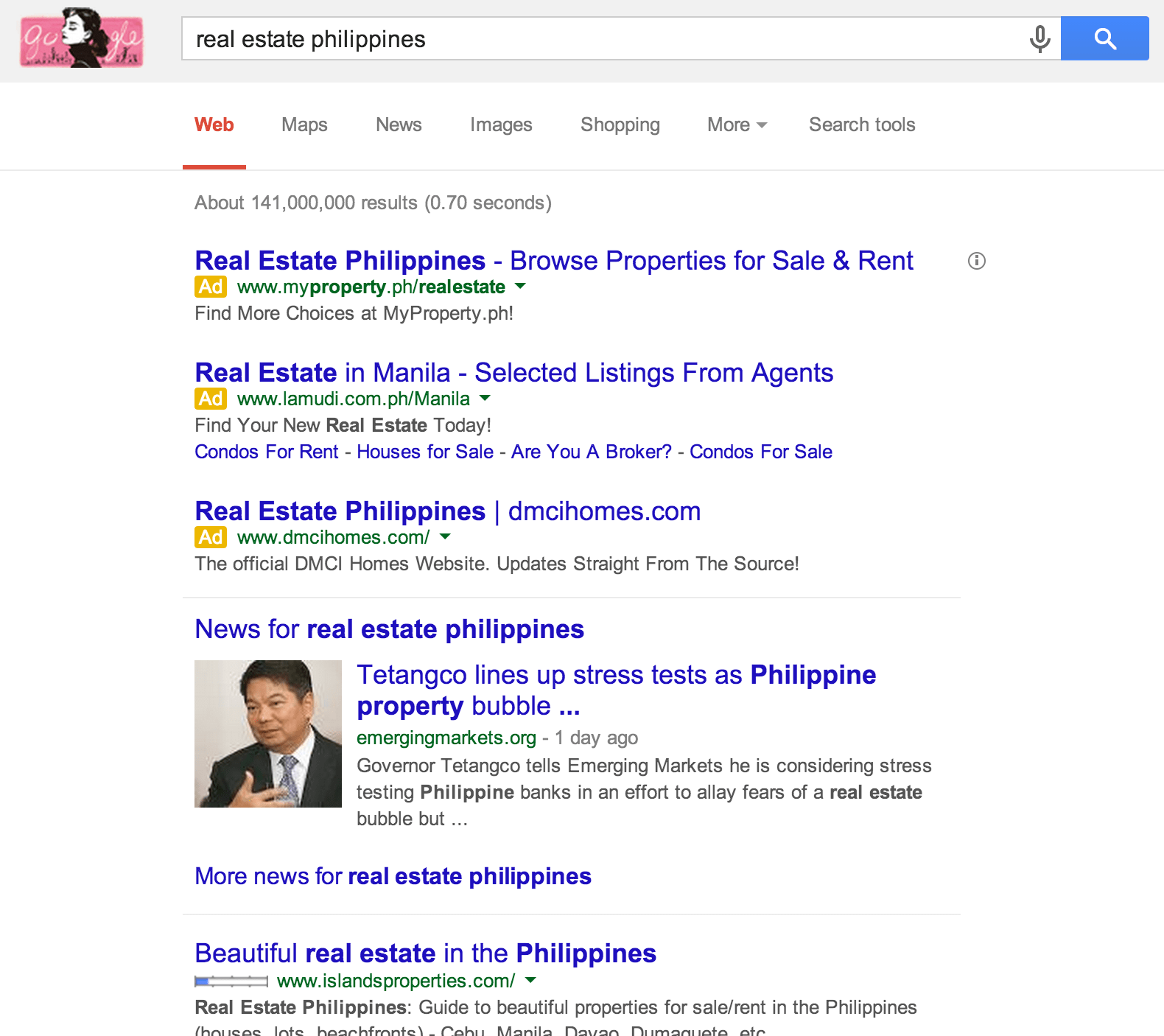 Real Estate Digital Marketing SEO Philippines