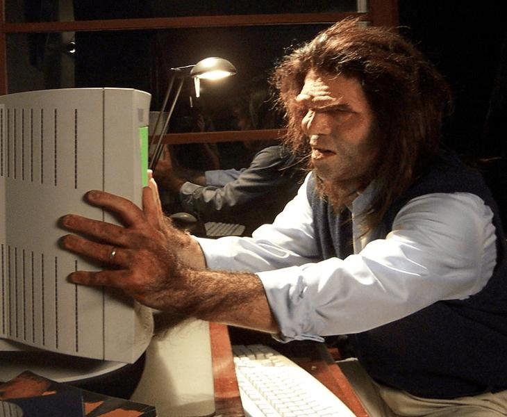 caveman computing