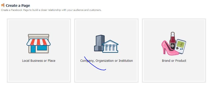 Create Business Account Facebook