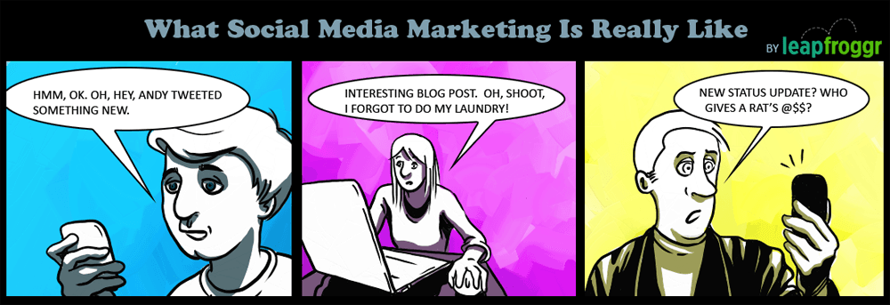 Reality Social Media Marketing Real