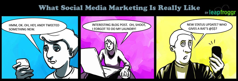 Reality Social Media Marketing Real