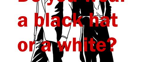 Black Hat SEO White Hat SEO