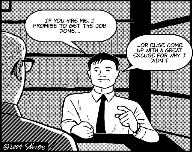 Job Interview Joke