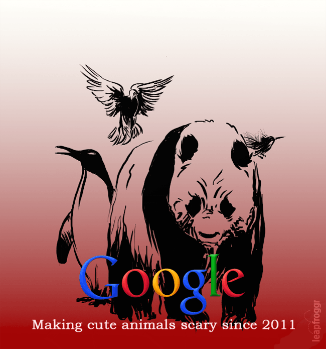 Google Updates Animals