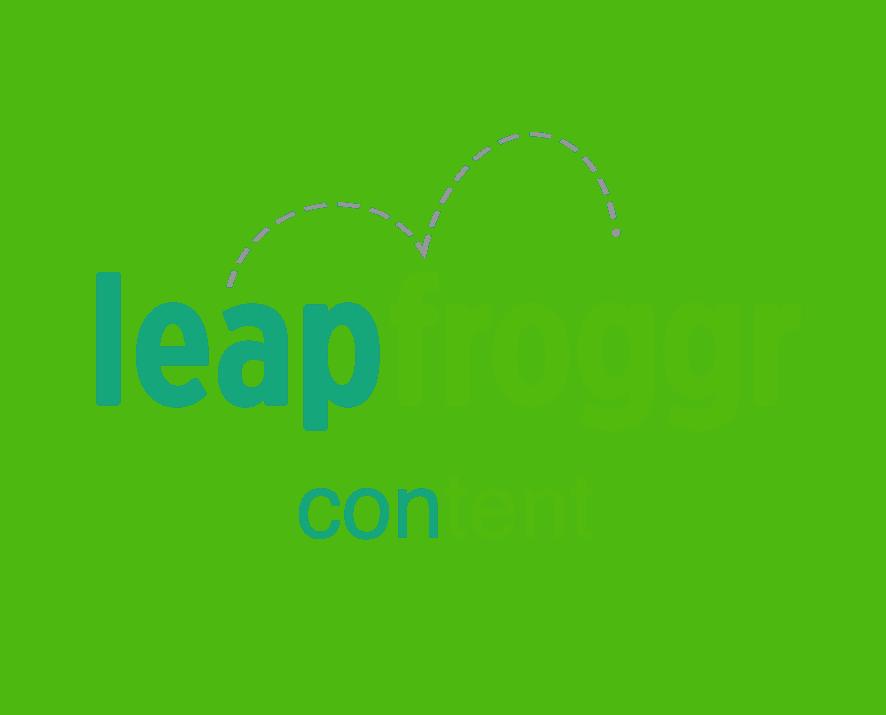 leapfroggr content jobs
