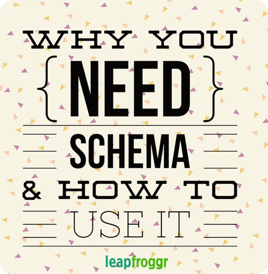 Using Local Schema SEO