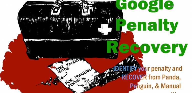 SEO penalties recovery recover solve