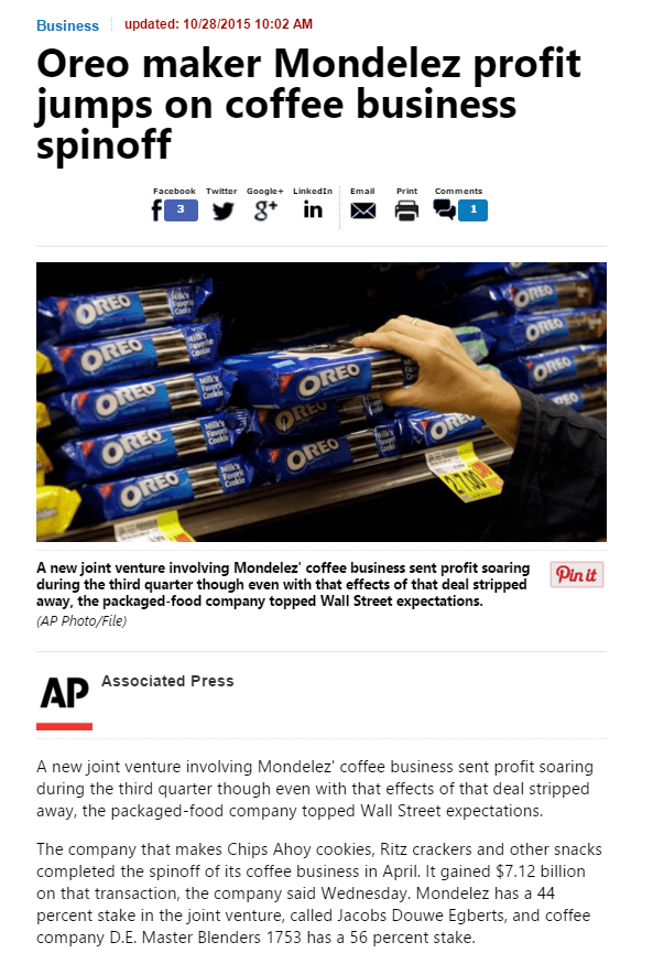 oreo press article screencap