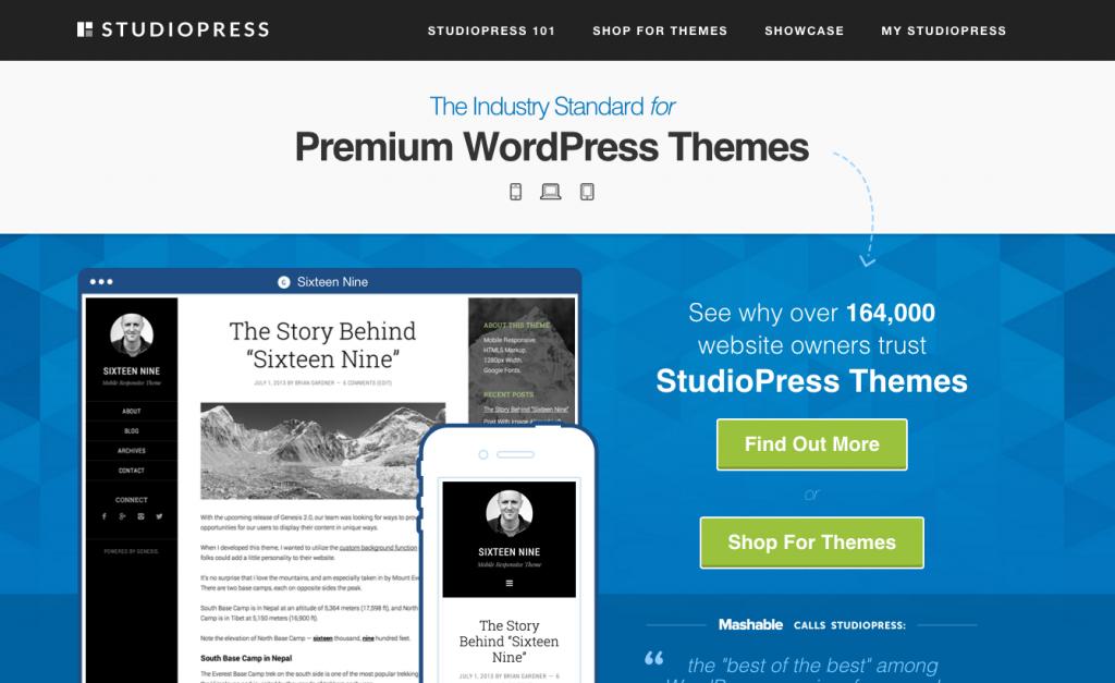 Studiopress Genesis Framework Review